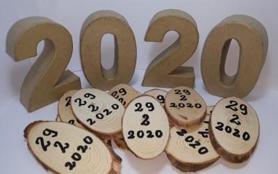 2020 AÑO BISIESTO