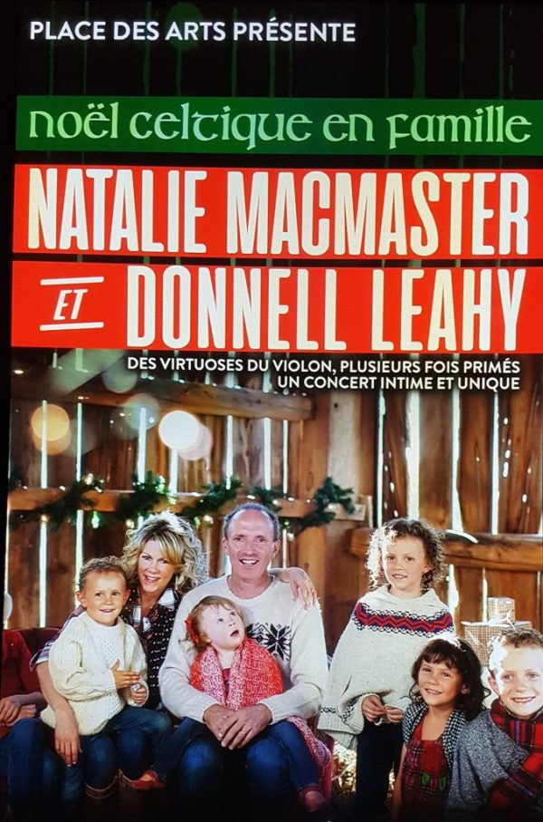 Natalie MacMaster et Donnel Leahy : A Celtic Family ...