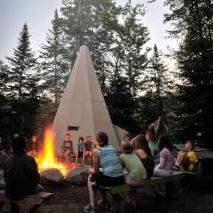 Camp P'tit bonheur