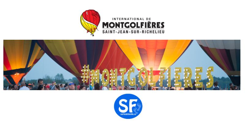 International de Montgolfières