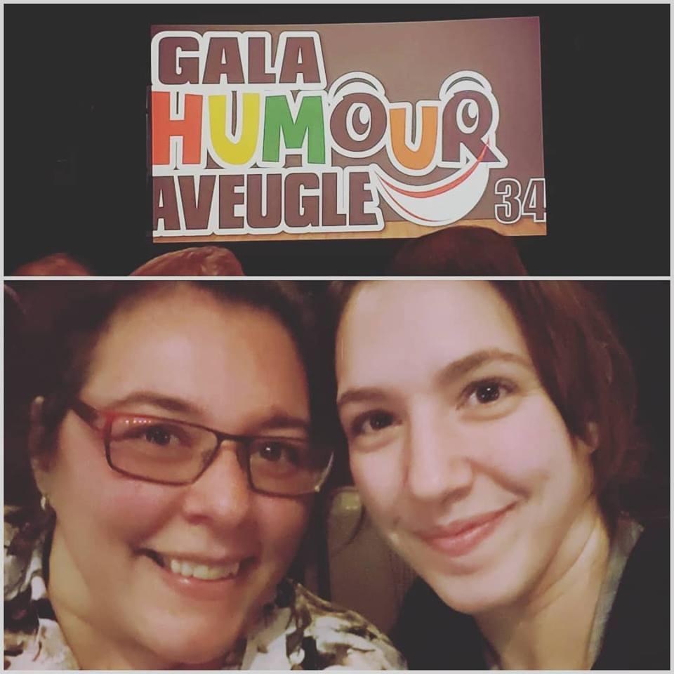 Gala Humour aveugle 34e