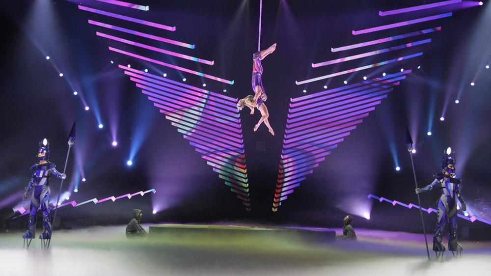 Axel Cirque du Soleil