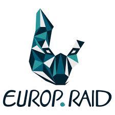 Logo de l'Europ Raid, le rallye-raid en 205 !