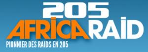 Logo du rallye raid 205 Africa Raid au Maroc