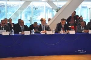 Laurent Nouvion Président du Conseil National Monaco
