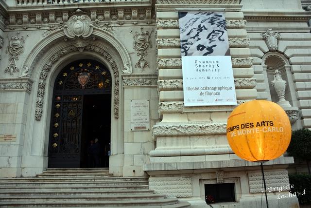 Printemps des arts Monaco conferere 14 BL 009