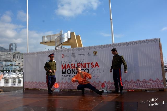 Festival russe Monaco
