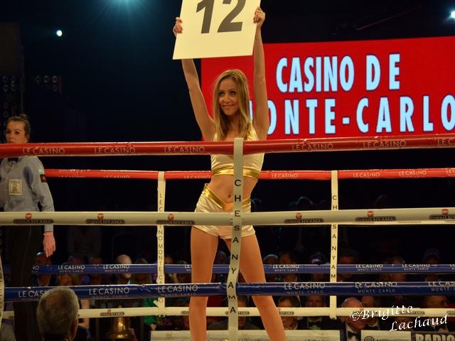 Monte Carlo boxing