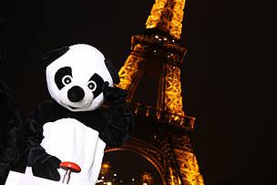PARIS ÉTEINT LA TOUR EIFFEL POUR EARTH HOUR 2017 ET AUSSI MONACO