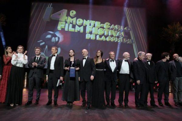 MONTE-CARLO FILM FESTIVAL DE LA COMEDIE 2017 - PALMARES DU GALA DES AWARDS