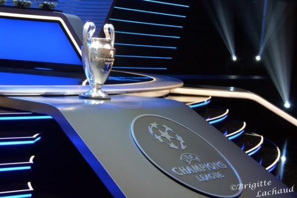 LIGUE DES CHAMPIONS UEFA 2017 - TIRAGE AU SORT A MONACO