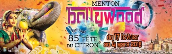 FÊTE DU CITRON 2018 - INAUGURATION AUX COULEURS DE BOLLYWOOD