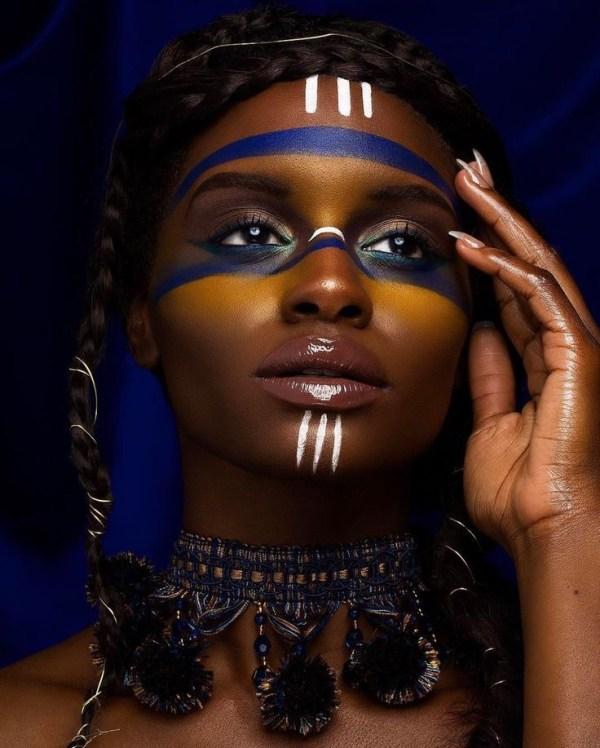 SOIRÉE BLACK PANTHER MODE AFRICAINE A MONACO