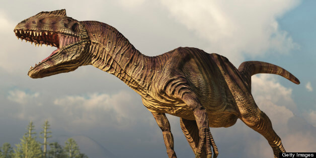 Dinosaur Names - Allosaurus
