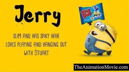 Minion Names - Jerry
