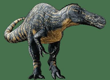 Dinosaur names - Suchomimus