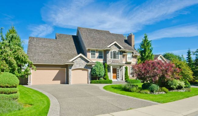 types of houses - single family detached