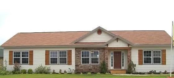 site built home