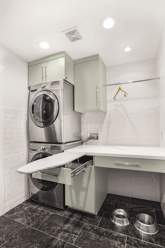 Surprising small laundry room makeover ideas