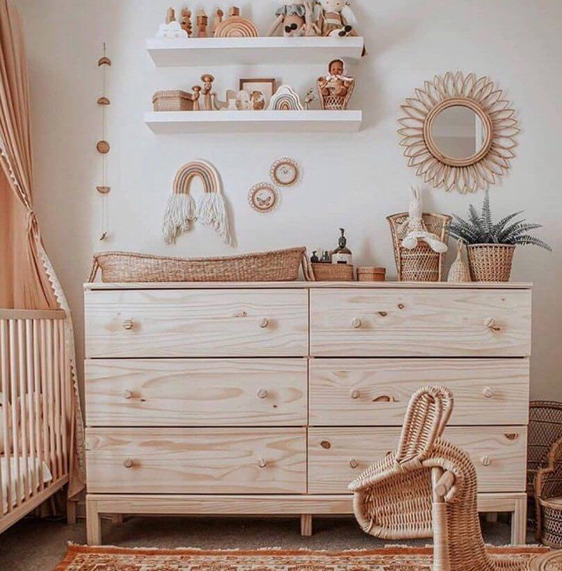 Adorable Baby Room Décor Ideas: 50 Inspiring Nursery Ideas For Your Baby Girl