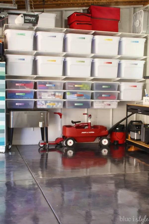 20 Genius Garage Storage Ideas To Keep Your Garage Organized