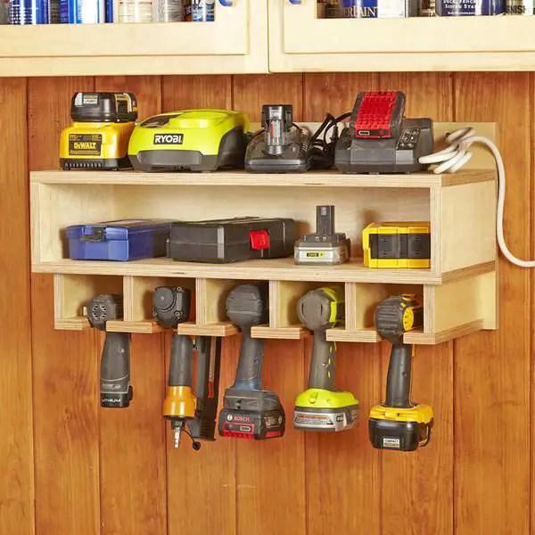 20+ Genius Garage Storage Ideas To Keep Your Garage Organized