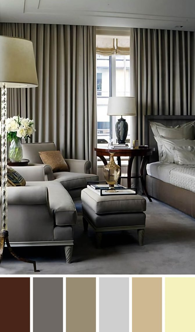 Sorting With Style & 25 Gorgeous Living Room Color Schemes to Make Your Room Cozy