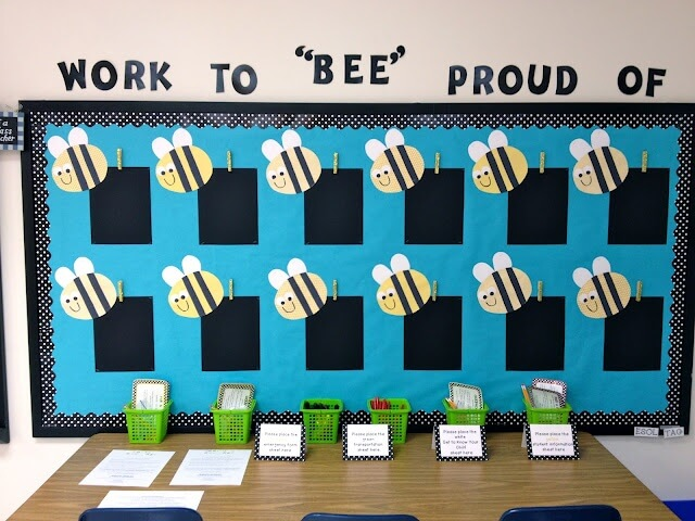 Unique classroom decorating ideas for special education