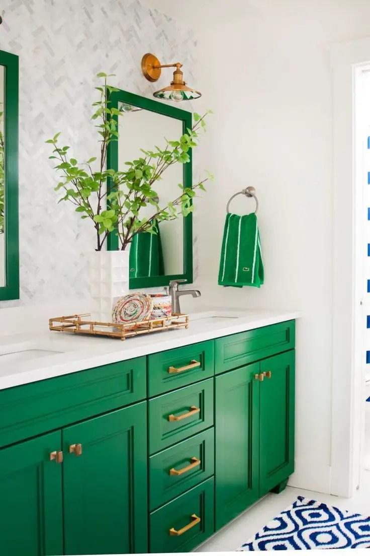 Excited bathroom mirror backsplash ideas #bathroom #mirror #vanity #bathroomdesign #bathroomremodel #bathroomideas