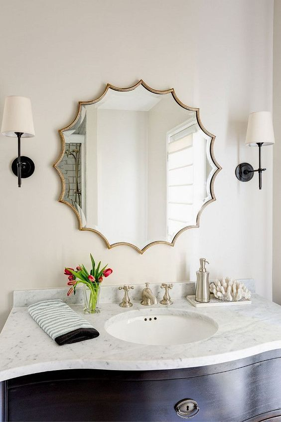 27 Best Bathroom Mirror Ideas For Every Style Sorting