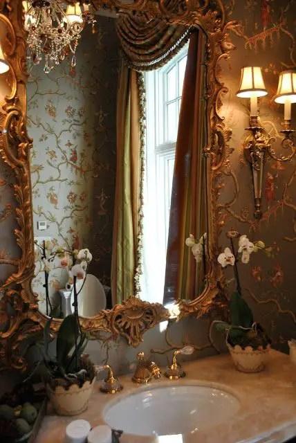 Delight bathroom double mirror ideas #bathroom #mirror #vanity #bathroomdesign #bathroomremodel #bathroomideas