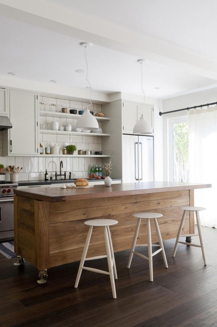 10 Kitchen And Home Decor Items Every 20 Something Needs: 40 Awesome Kitchen Island Design Ideas With Modern Decor