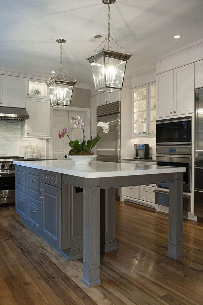 awesome kitchen islands 40 awesome kitchen island design ideas with modern decor layout 6524