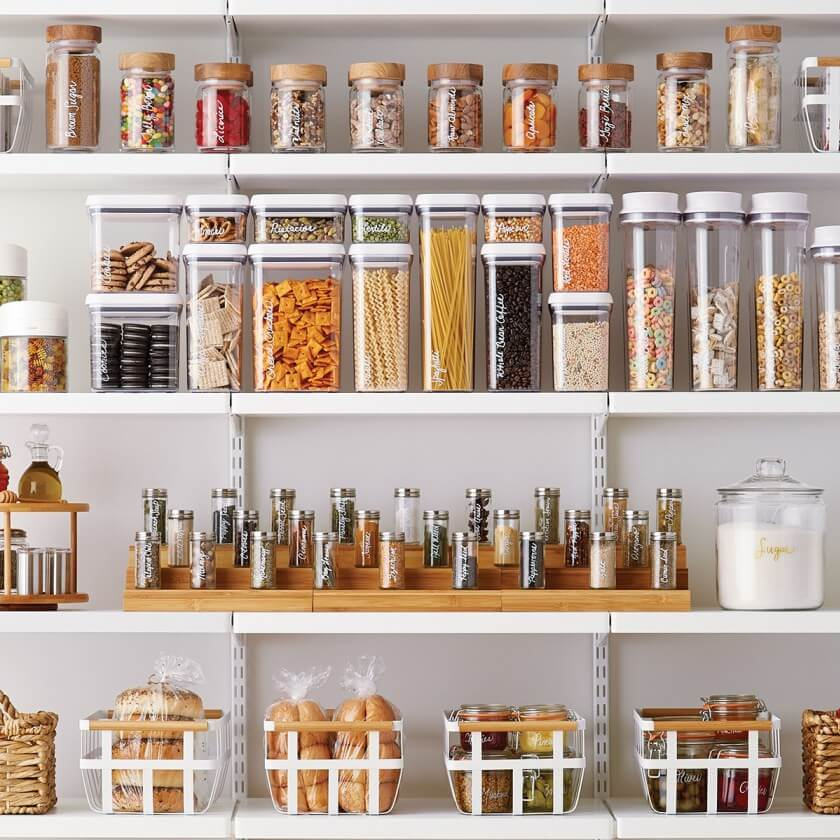 Kitchen Pantry Layout Ideas: 20+ Mind-blowing Kitchen Pantry Design Ideas For Your