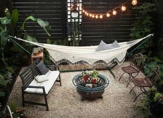 30+ Small Backyard Landscaping Ideas on A Budget ... on Small Backyard Ideas No Grass  id=61494