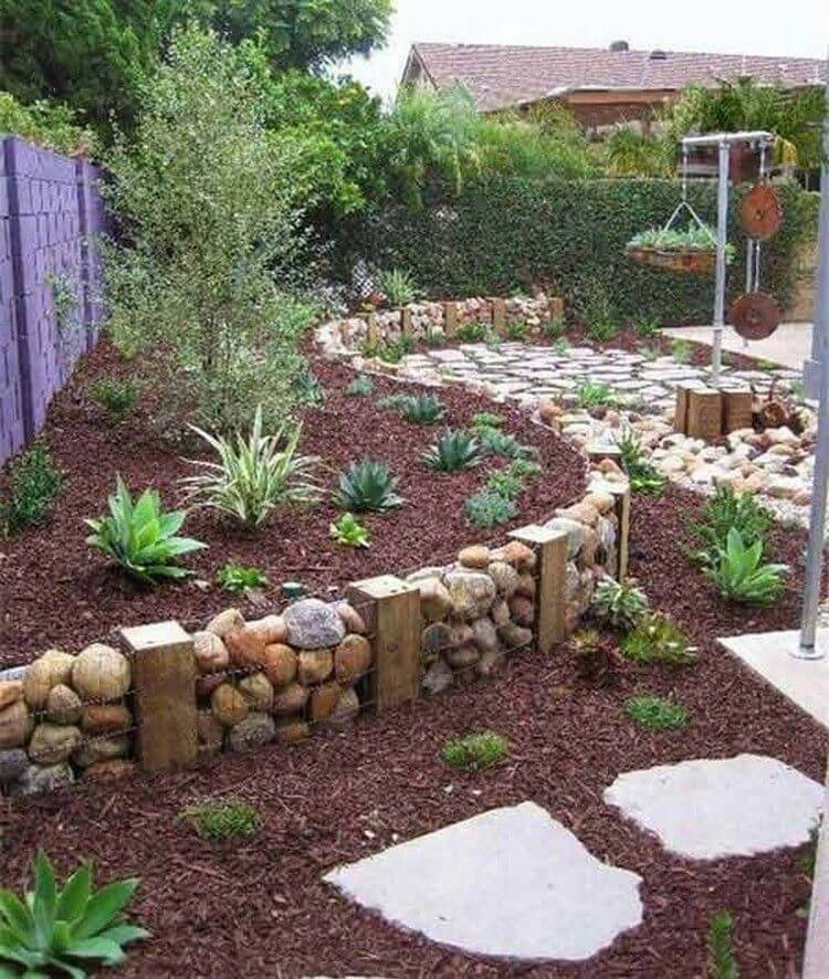 30+ Small Backyard Landscaping Ideas on A Budget ... on Garden Design Ideas On A Budget  id=62923