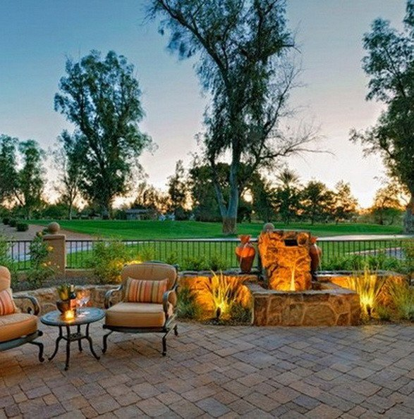 Sensational backyard patio slab ideas