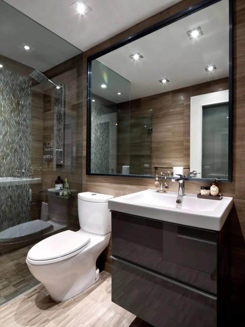 Thin Frame stunning bathroom mirror ideas for single sink and diy vanity as wells amusing
