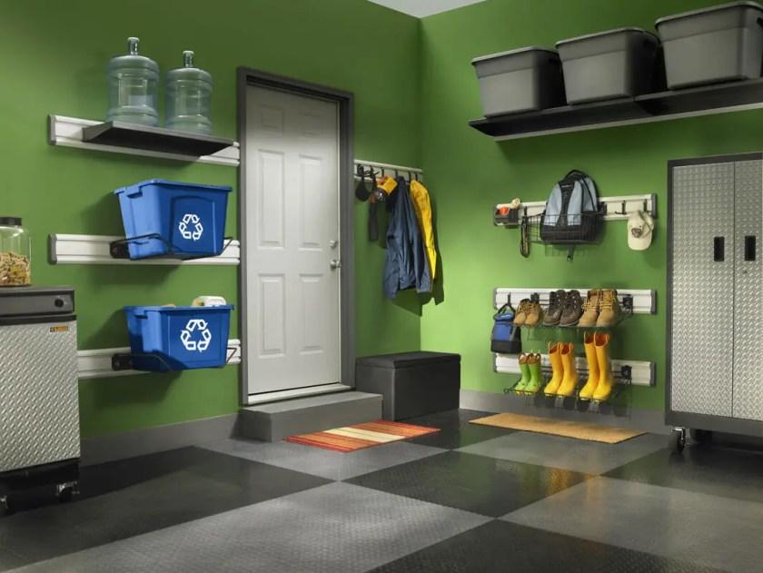 Install Shelves Garage Storage Ideas
