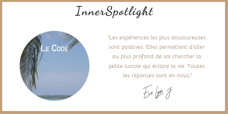 InnerSpotlight : Eve Lyn J