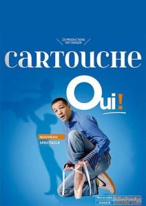Cartouche Oui ! @ La grande poste - Espace improbable   Bordeaux   Nouvelle-Aquitaine   France
