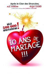 10 ANS DE MARIAGE @ Le Trianon   Bordeaux   Nouvelle-Aquitaine   France