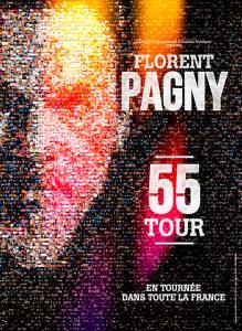 FLORENT PAGNY 55 TOUR @ Bordeaux Métropole Arena   Floirac   Nouvelle-Aquitaine   France