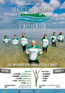 Cabaret d'improvisation de L'Alligator @ BB25 Bordeaux   Bordeaux   Nouvelle-Aquitaine   France
