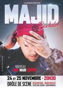 """Majid Berhila dans """"avant j'étais un lascar gay mais ça c'était avant!"""" @ drôle de scène   Bordeaux   Nouvelle-Aquitaine   France"""