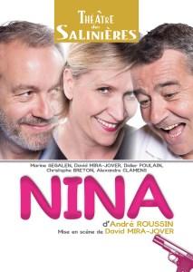 NINA @ Théâtre des Salinières | Bordeaux | Nouvelle-Aquitaine | France