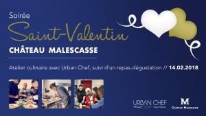 ST VALENTIN AU CHATEAU MALESCASSE @ CHATEAU MALESCASSE  | Lamarque | Nouvelle-Aquitaine | France