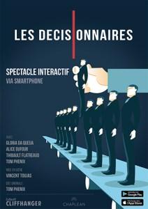Les Décisionnaires @ La Grande Poste | Bordeaux | Nouvelle-Aquitaine | France