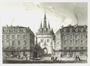 Balade dans le Bordeaux du Moyen-âge (Saint-Jacques) @ Statue Ausone (renseignements sur le lien), en bas à droite du cours d'Alsace et Lorraine   Bordeaux   Nouvelle-Aquitaine   France