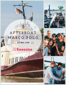 AfterBoat Kweezine X Marco Polo #2018 @ Marco Polo  | Bordeaux | Nouvelle-Aquitaine | France